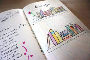 zelfzorgdagboek 5 ziekelijk gelukkig self care journal jan18